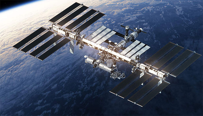 Trạm Vũ trụ Quốc tế ISS - kỳ công vĩ đại nhất lịch sử hợp tác nhân loại.
