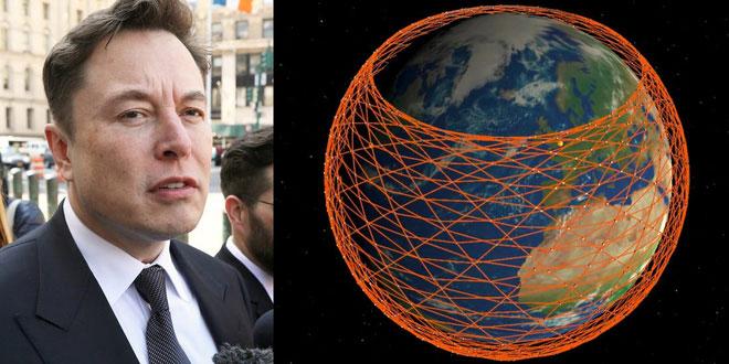 Tương lai, SpaceX sẽ đưa 45.000 vệ tinh lên quỹ đạo.
