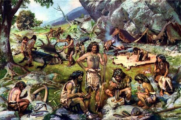 Chẳng có lý do gì để nghĩ thời xưa con người sống hiền hòa cả.