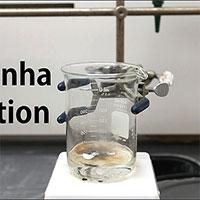 """""""Piranha"""" - Một trong những dung dịch nguy hiểm nhất thế giới"""