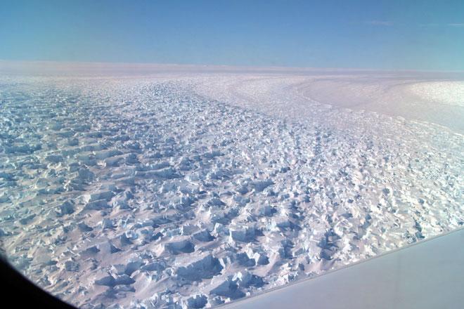 Sông băng Denman