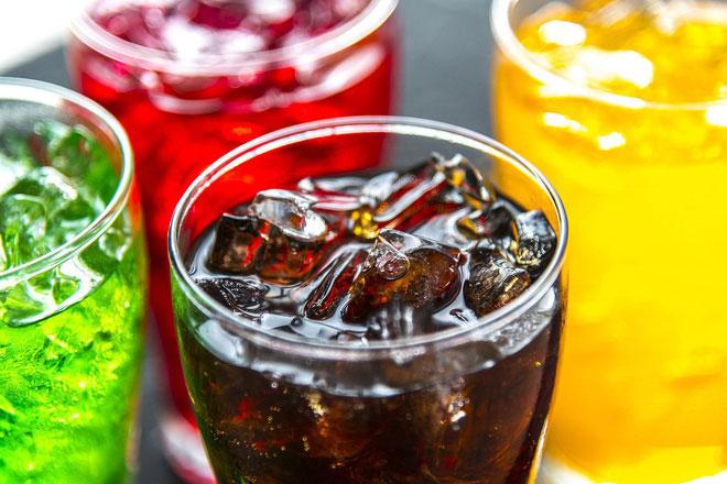 Nước ngọt ăn kiêng (diet) làm tăng nguy cơ mắc tiểu đường type 2.