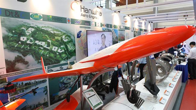 Máy bay không người lái HRU-150
