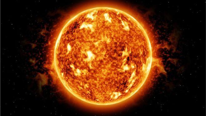 Mặt Trời là lò phản ứng nhiệt hạch khổng lồ.