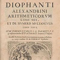 Ẩn số trên mộ nhà toán học Diophantus