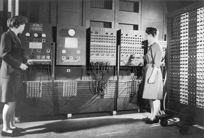 Siêu máy tính ENIRAC
