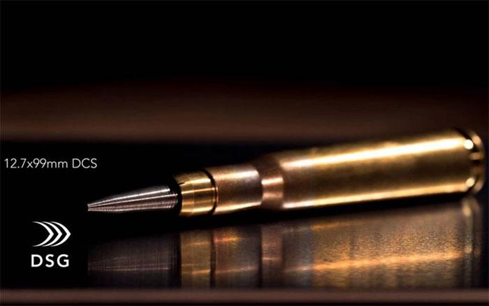 Đạn 12.7 x 99 mm NATO.
