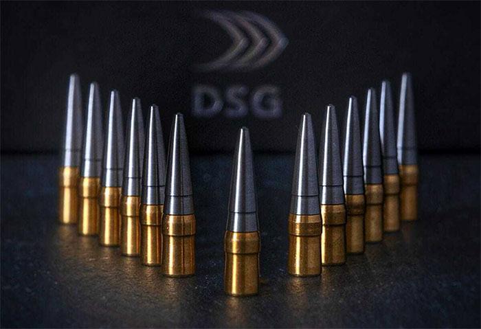 Viên đạn supercavitation lại có thể đạt được tốc độ cao trong nước nhờ thiết kế đầu hơi tù kèm các rìa, đĩa sắc cạnh.