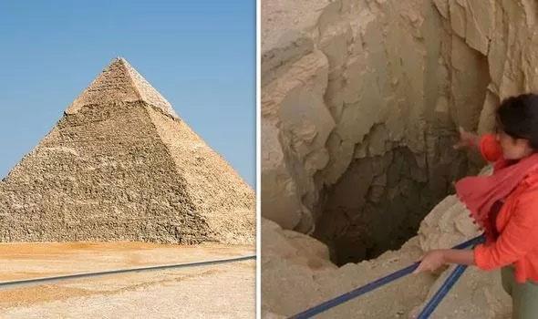 Hố sâu 13m chôn giấu bí ẩn 3.000 năm về nơi chôn cất của một số vị vua Ai Cập hùng mạnh