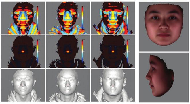 Khuôn mặt của một người có thể được tái tạo bằng cách phân tích DNA