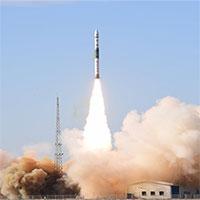 Trung Quốc phóng cùng lúc 6 vệ tinh