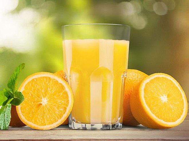 Nước cam hoàn toàn có thể được pha chế thành nhiều loại đồ uống hỗn hợp.