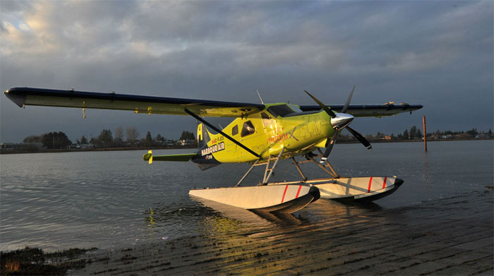 Canada tested the world's first all-electric all-electric aircraft
