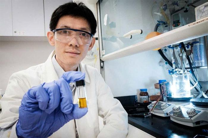 Tiếp theo, nhóm nghiên cứu sẽ thử nghiệm phương pháp ở quy mô công nghiệp
