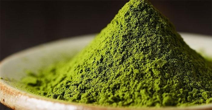 Bột trà xanh matcha không hỗ trợ giảm cân như lời đồn.