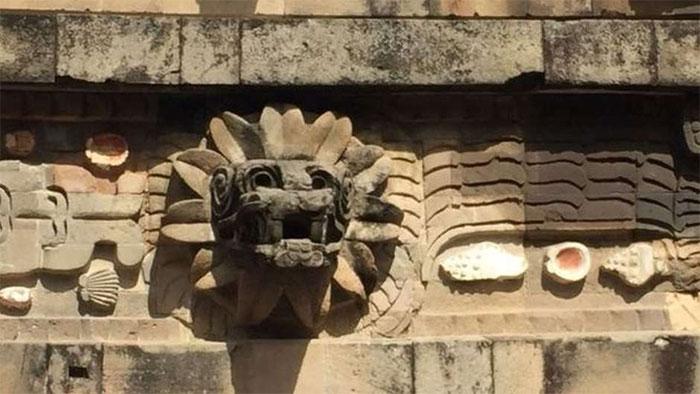 Người Teotihuacan cổ đại đã sử dụng đường hầm trong khoảng 250 năm.