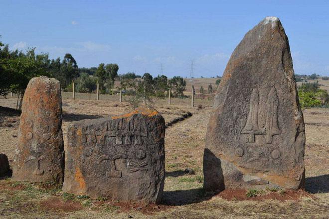 Bãi đá khắc huyền bí này đã cho thấy từng có một nền văn hóa cổ xưa phát triển rực rỡ tại Ethiopia