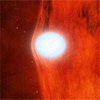 Sửng sốt phát hiện sao lùn trắng mới kỳ lạ nhất vũ trụ