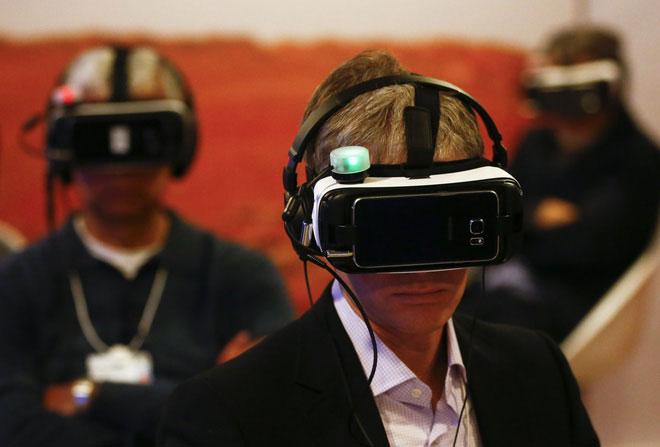 Thực tế ảo là một công nghệ được rất nhiều ông lớn đầu tư vào ở thời điểm hiện tại