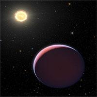 """Phát hiện ngoại hành tinh """"siêu phồng"""" có mật độ như kẹo bông"""