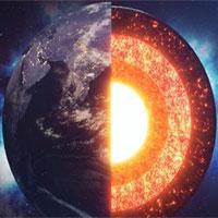 Phát hiện chưa từng có bên trong lõi Trái đất