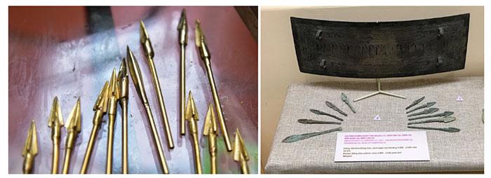 Ống tên và mũi tên là những bộ phận đặc biệt nhất quyết định đến sự khác lạ, hiệu quả của sáng chế này.