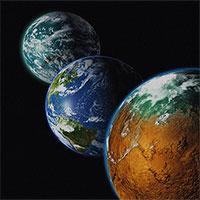 Có khi nào Trái đất mới chính là nơi khắc nghiệt cho sự sống trong vũ trụ?
