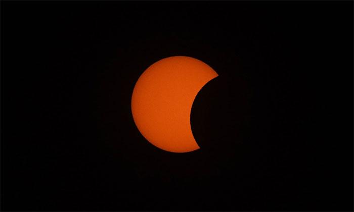Sáng 26/12, hiện tượng nhật thực hình khuyên có thể nhìn thấy tại nhiều quốc gia Trung Đông và châu Á.