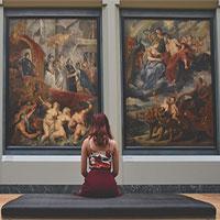 Muốn sống lâu hơn? Các nhà nghiên cứu khuyên bạn hãy đến viện bảo tàng nghệ thuật