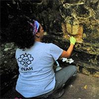Tìm thấy cung điện đồ sộ 1.000 năm tuổi của người Maya ở Mexico