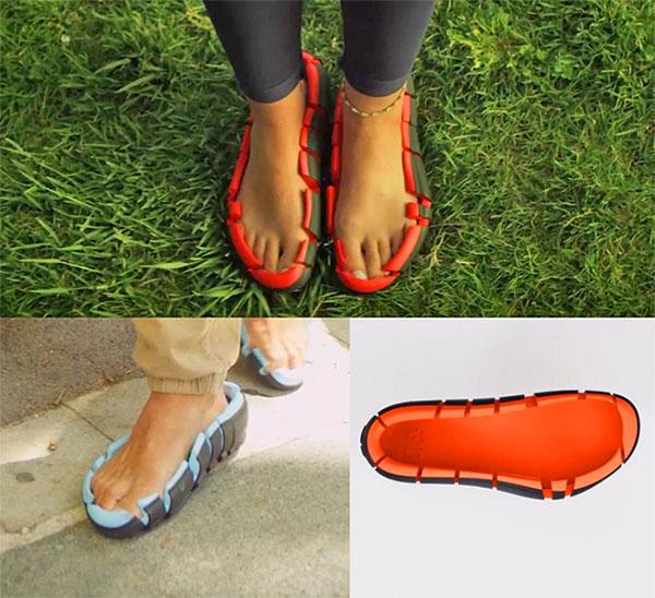 The Link - Đôi giày chỉ có phần đế