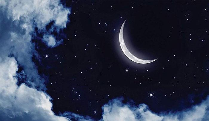Lớp không khí không ổn định khiến ta thấy các vì sao như đang nhấp nháy.