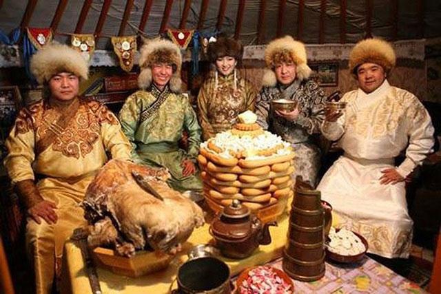 Tết ở Mông Cổ