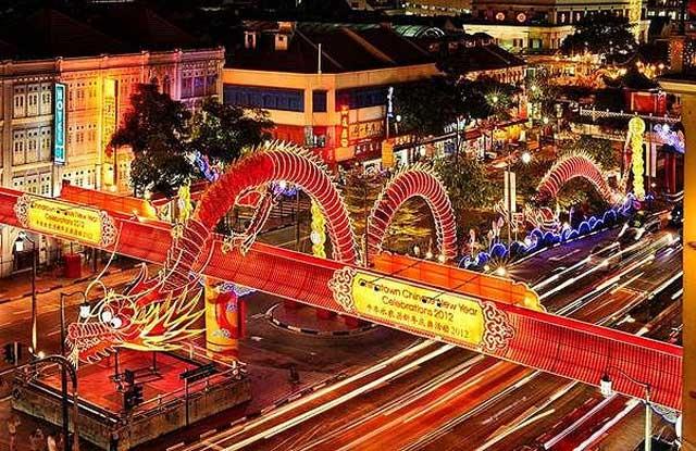 Tết ở Singapore