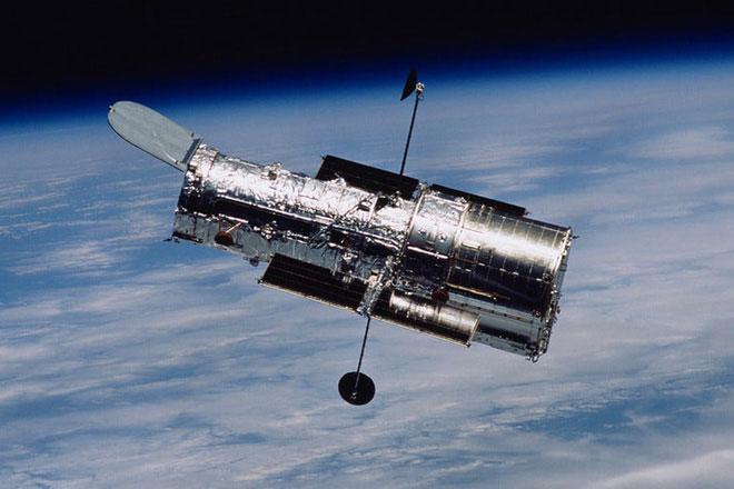 Kính viễn vọng không gian Hubble mang đến những hình ảnh đẹp mắt của vũ trụ