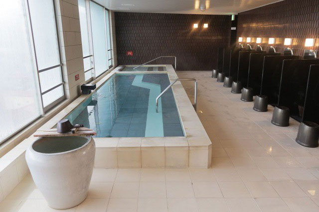 Phòng tắm chung Sento