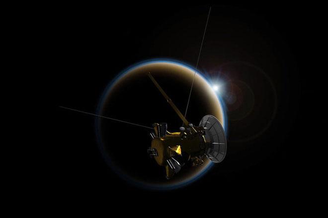 Hồi kết của nhiệm vụ vũ trụ Cassini