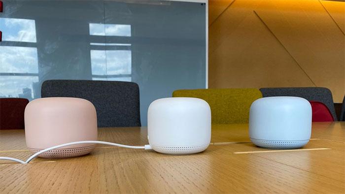 Hệ thống Wi-Fi mest trang bị nhiều công nghệ bảo mật mới giúp ngăn chặn những cuộc tấn công mạng.