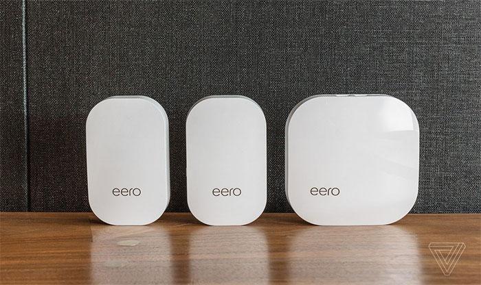 Hệ thống Wi-Fi mesh gồm 2 hay nhiều thiết bị, gồm một router chính và các thiết bị phát sóng phụ.