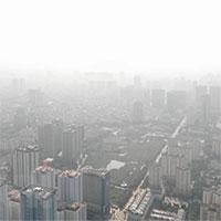 Chất lượng không khí tại Bắc Bộ duy trì ở mức trung bình