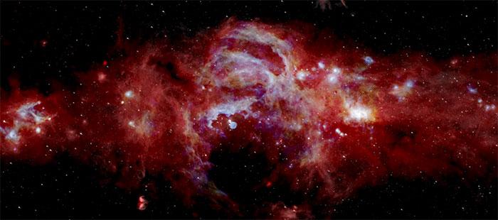 Lõi thiên hà