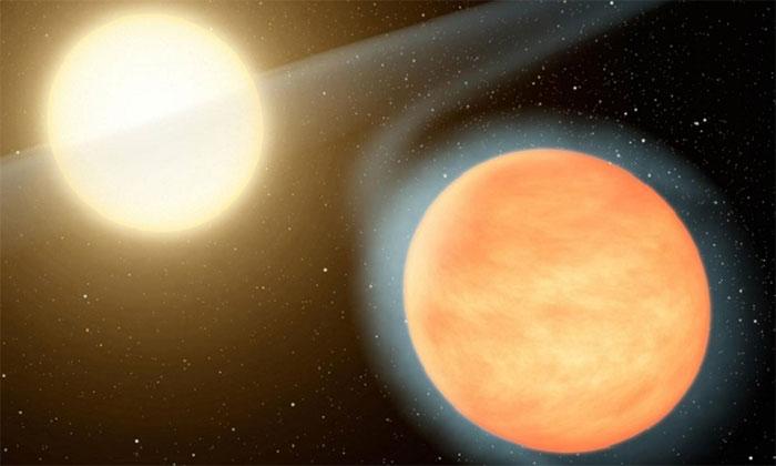 Hành tinh WASP-12b.