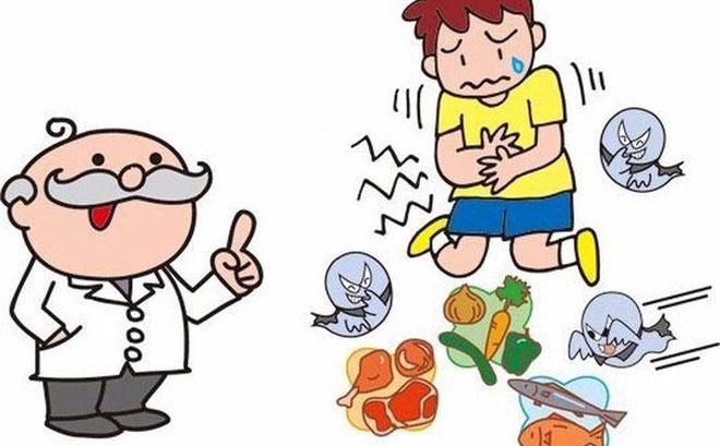Dùng dụng cụ bẩn qua đêm để nấu ăn dễ gây ra ngộ độc thực phẩm.
