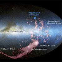 """Phát hiện hàng ngàn """"vật thể lạ"""" từ thiên hà khác bao vây chúng ta"""