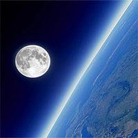 Mặt trăng đang rời bỏ Trái đất với tốc độ nhanh nhất