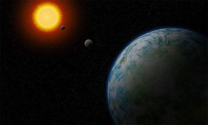 Hai ngoại hành tinh gần Trái Đất có điều kiện phù hợp cho sự sống phát triển.