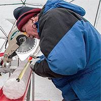 Sông băng 15.000 năm tuổi tan chảy có thể giải phóng virus mới