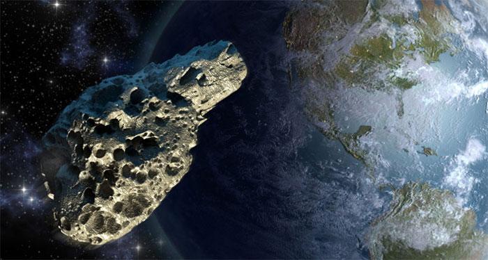 Tiểu hành tinh này có đường kính khoảng 2km.