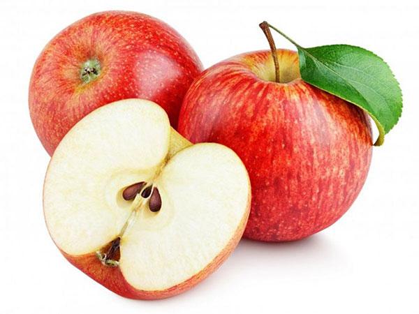 Hạt táo có chứa Cyanide