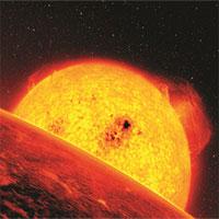 Vật chất cấu tạo nên Trái đất có nguồn gốc từ bụi sao đỏ khổng lồ